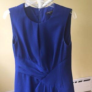 Nanette Lepore Royal Blue Dress Size 0
